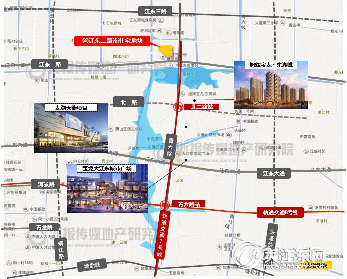 【直播】封顶10.2亿!大江东核心区7.5万方宅地今日出让!