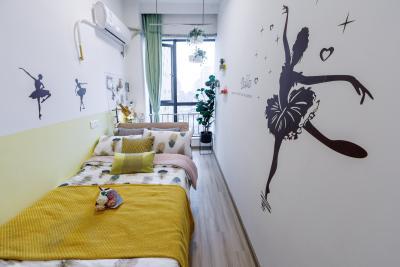 大江东义蓬 单身公寓 家电齐全 独立卫浴 拎包入住 可做饭 无中介