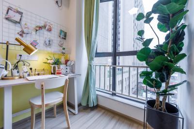 冠寓 大江东义蓬店 品牌公寓 独立卫浴 拎包入住