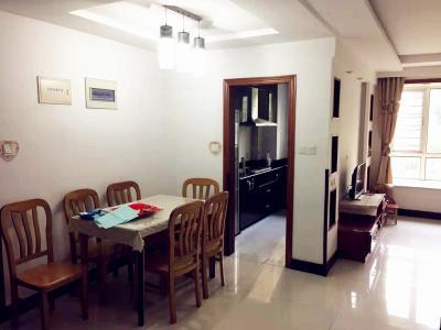 野风海天城 113平方 3室 商品房 精装 南北通透 整租 平层