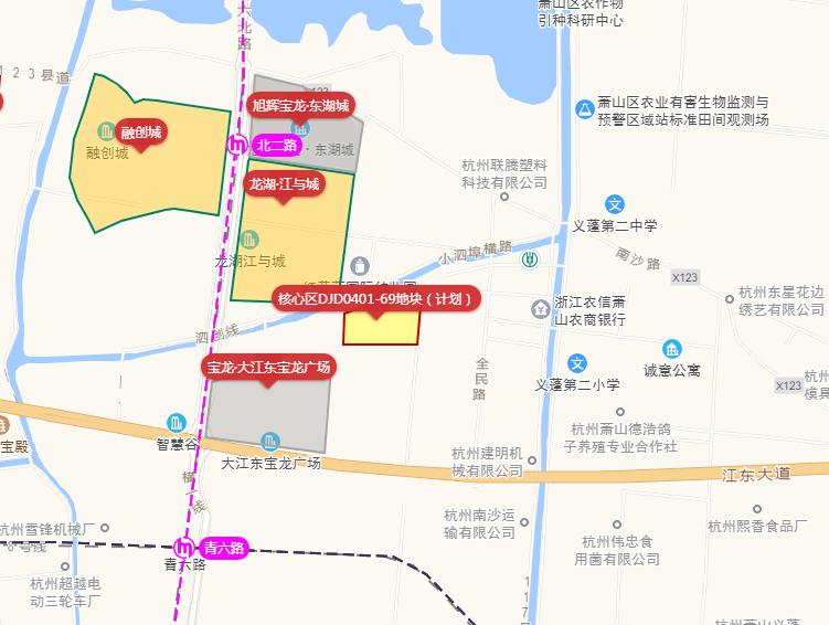 精装限价1.9万/㎡!大江东2020首宗宅地挂牌,紧邻江与城!