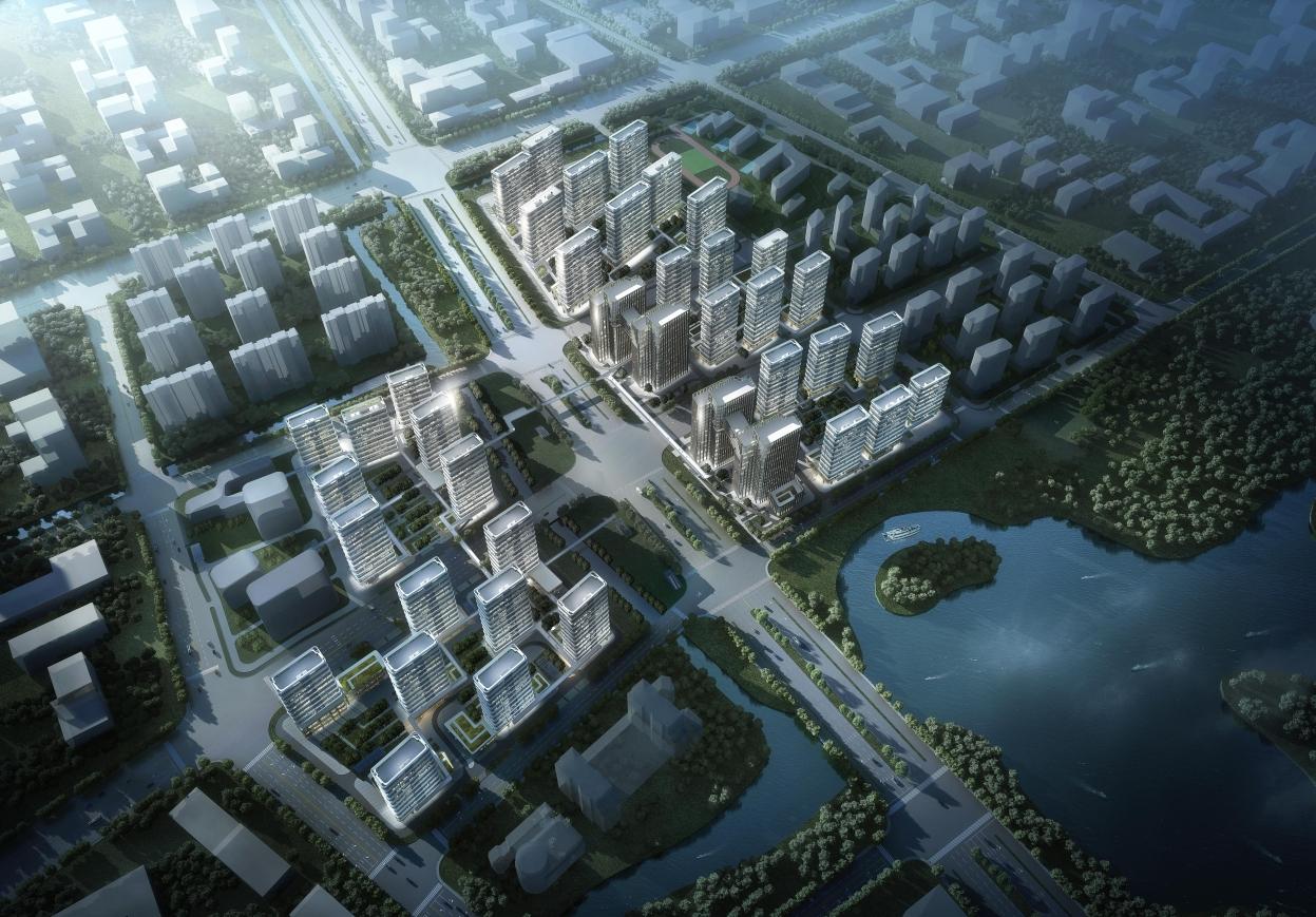 钱塘新区云帆社区正式挂牌,2023年竣工!毛坯限价1.68万/㎡