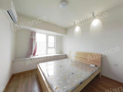 中国铁建保利像之素公寓 89平方 3室 商品房 精装 朝南 普通住宅 平层