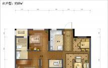 义蓬  3室2厅2卫稀缺房源