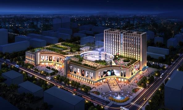 义蓬购物中心2期
