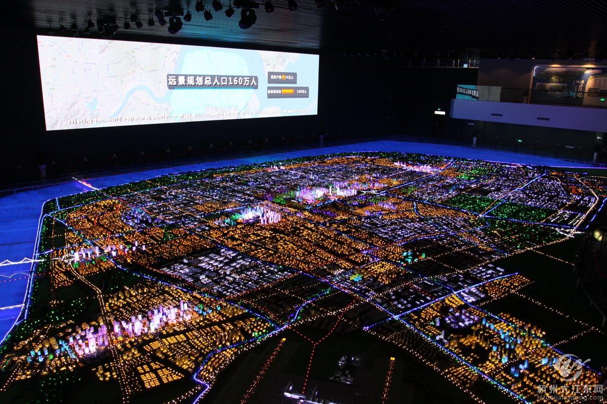 大江东规划馆半日游,人类造地史上的奇迹 你想知道的历史,都在这里