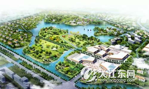 杭州7大新城排名出炉 大江东排第几 你一定猜不到