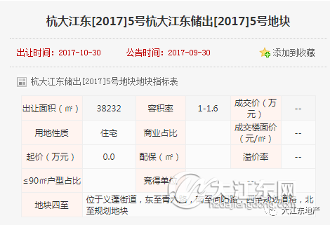 【土拍实探】义蓬纯住宅10月30日出让274.png