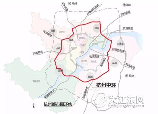 今年杭州将发生巨变!第一条就和大江东有关,让所有人沸腾!