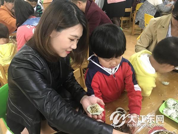 拥抱春天 绘画童心——记江东幼儿园清明节主题系列活动报道