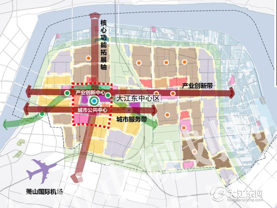规划单元区位图-大江东产业集聚区层面.jpg
