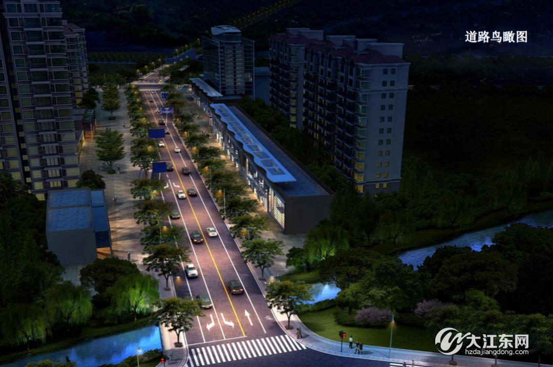 328个项目,年计划投资超260亿元!下个月率先开通的艮山东路…
