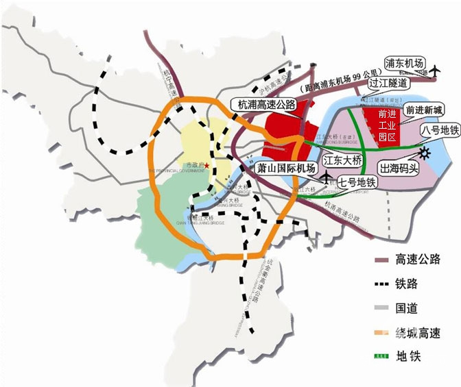 大江东新城地铁规划-大江东新地标 首个综合体启动