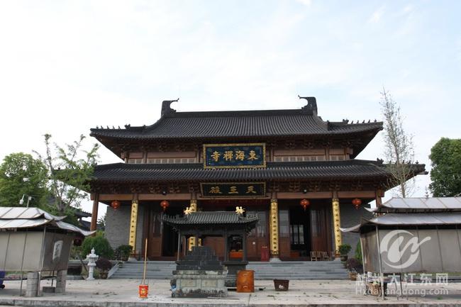 [10年修复]大江东新湾东海禅寺 进度一览