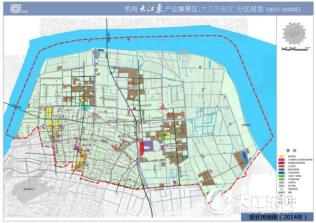 大江东新区规划 2015 2030 出炉 未来这么发展