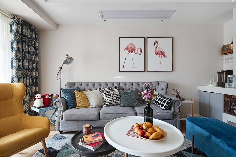 人间有味是清欢----保利罗兰香谷100方北欧风舒适居家