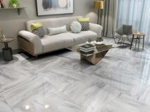 【客厅】卡门灰地板砖瓷砖