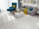 【客厅】珍珠白 地板砖 全抛釉瓷砖背景墙